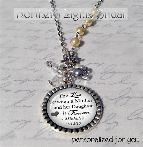Wedding Gift Necklace by Of The Gift Personalized Necklace Custom