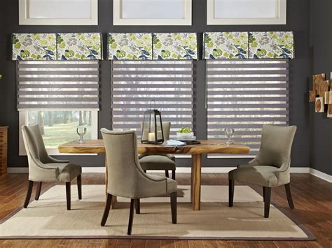 Dining Room Window Window Treatments For Dining Room Ideas Homesfeed