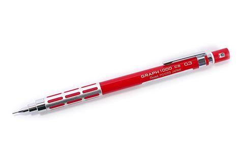 Premium Pentel Graph 1000 For Pro Drafting Pencil 0 5 Mm Aif612 pentel graphgear 1000cs drafting pencil 0 3mm redpg1003cs