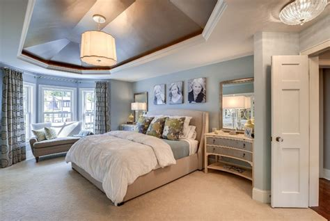 transitional bedroom design ideas remodels photos houzz country club project remodel