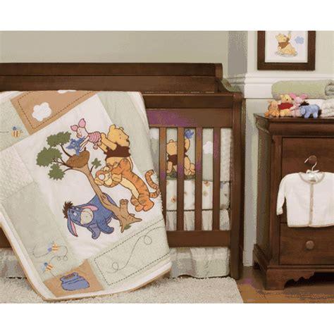 winnie the pooh nursery bedding sets kidsline winnie the pooh friends indeed baby crib bedding 4 set