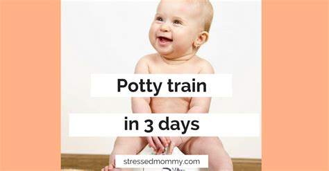 how to potty a in 7 days how to potty a toddler in three days stressed