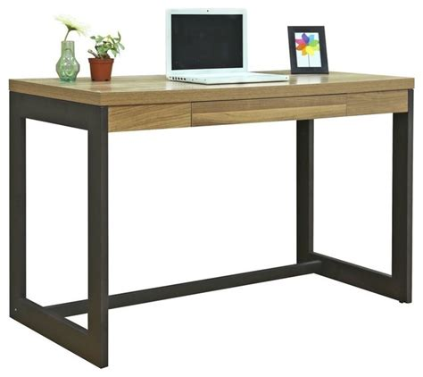 Officeworks Desk Accessories Kirby Heartwood Desk Contemporary Desks And Hutches By Officeworks Au