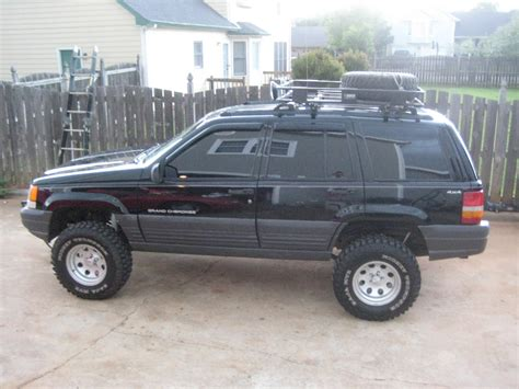 Jeep Grand Size 1996 Jeep Grand Tires Size
