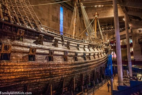 vasa ship museum the vasa museum in stockholm sweden familywithkids