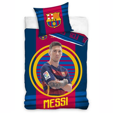 Bed Cover Barcelona Uk 180x200 barcelona bedding and bedroom accessories boys football