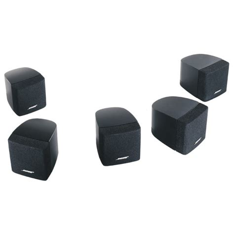 Bose Acoustimass 3 Series V Black bose acoustimass 174 6 series v black