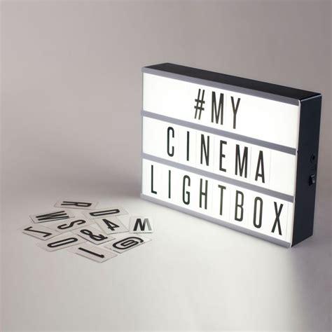 mini light up box best 25 led light box ideas on cinema box