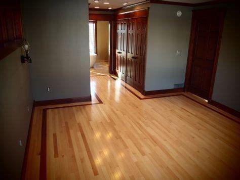 maple  brazilian cherry trim wood floors lighter