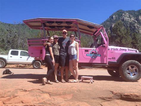 pink jeep tours pink jeep tours promo code botanical garden