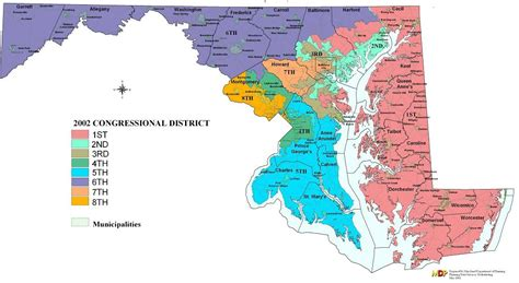 maryland gerrymandering map maryland s congressional voting districts 2197 215 1163