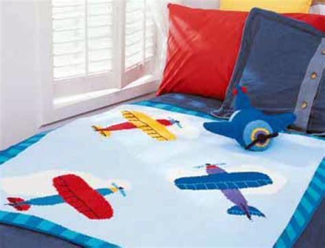 airplane knitting pattern airplane blanket pattern knitting bee