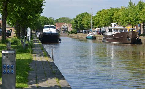 ligplaats motorboot boot ligplaatsen franeker