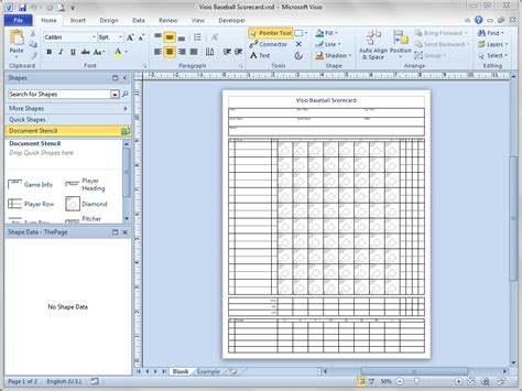 scorecard template printable baseball scorecard template pictures to pin on