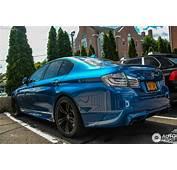 BMW M5 F10 2011  28 June 2014 Autogespot