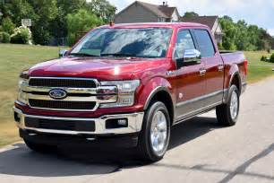 2018 ford f150 tires 2018 ford f 150 drive review