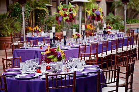 The Patio La Jolla by Outdoor Wedding Reception On The Patio At The La Jolla