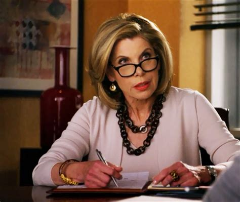 the good wife hairstyle pearl the good wife style margulies baranski and punjabi