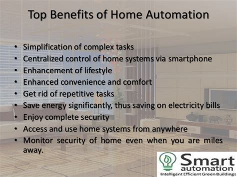 top 28 home automation benefits smart home automation