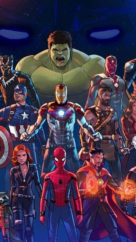 wallpaper hd android avengers wallpaper android avengers infinity war 2018 android