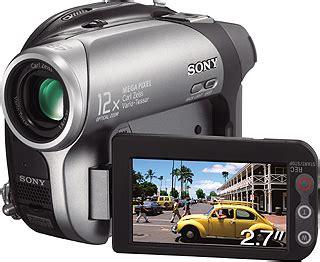 Kamera Sony Carl Zeiss Vario Tessar kamery sony kamera dvd sony dcr dvd203e