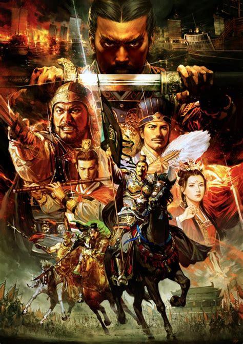 bioskop keren red cliff dynasty warriors live action movie rilis trailer gilak