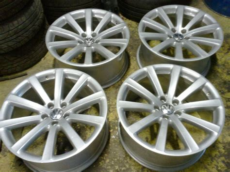 Volkswagen Rims For Sale by Vw Tiguan R Line Omanyt Wheels For Sale Pureklas