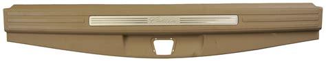 Door Floor Plate by 2009 2014 Cadillac Escalade Esv Rear Door Floor Scuff
