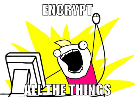 encrypt all the things a guide csharpner