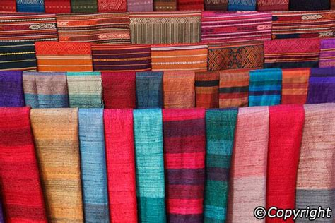 Songket Thailand By Sinbud Shop thai silk fabric textiles in bangkok bangkok shopping