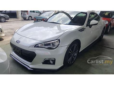 subaru coupe 2014 subaru brz 2014 2 0 in kuala lumpur automatic coupe white