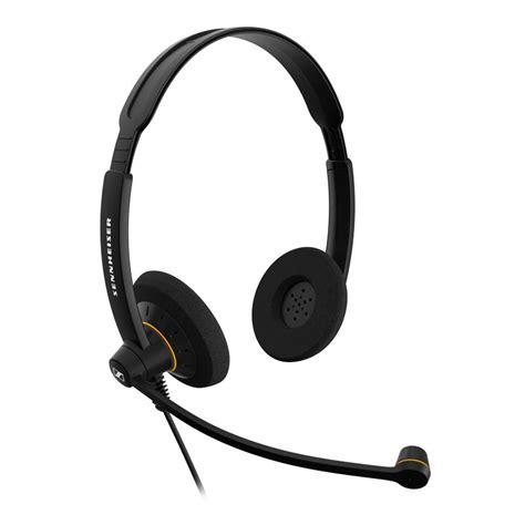 Headset Sennheiser sennheiser sc 60 usb headset with in line volume