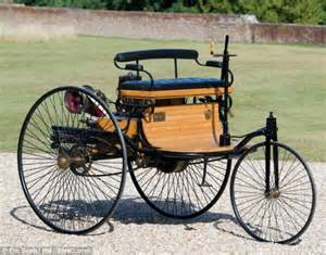 first mercedes benz 1886 ultimate mercedes benz collection collector s incredible