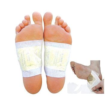 Detox Foot Pads In Stores by Foot Detox Pads 28pc Deluxe Set Just 14 95