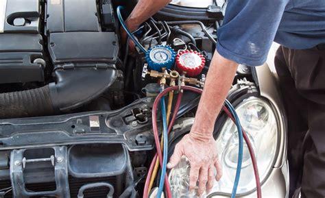 auto ac repair car truck scottsdale bridwell