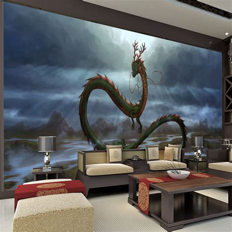 dragon bedroom decor dragon bedroom wallpaper