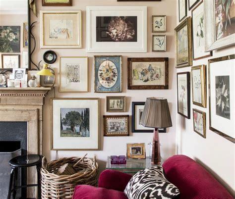 eclectic design style 82 best salon style walls images on decor