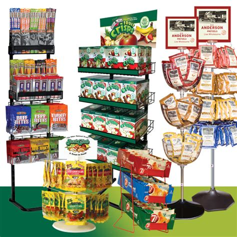 Snack Rack by 2012 5 Midway Displays