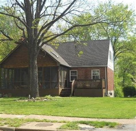 2444 high school dr brentwood mo 63144 foreclosed home