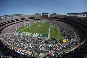 new year qualcomm stadium oakland raiders and san diego chargers plan possible