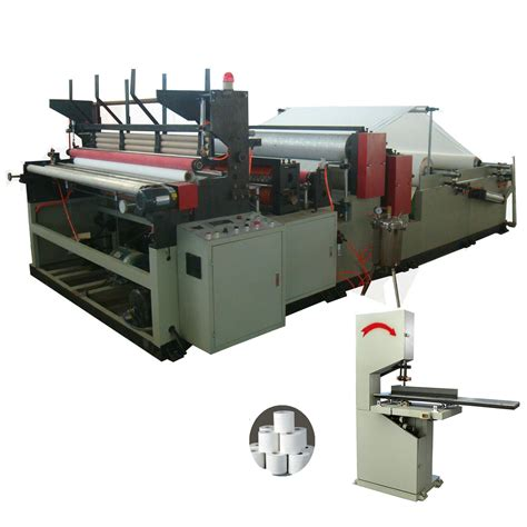 Small Paper Machine - china plc touch screen automatic high speed small toilet