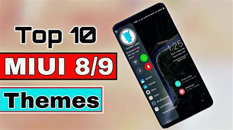 miui themes stopped working top 10 best miui theme miui 8 miui 9 themes february