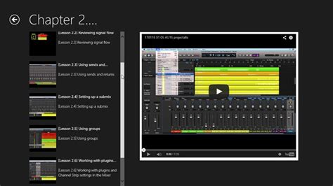 online tutorial logic pro download logic pro 8 essential training free software
