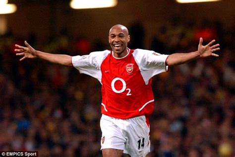 thierry henry best thierry henry s top 10 goals the ex arsenal forward s