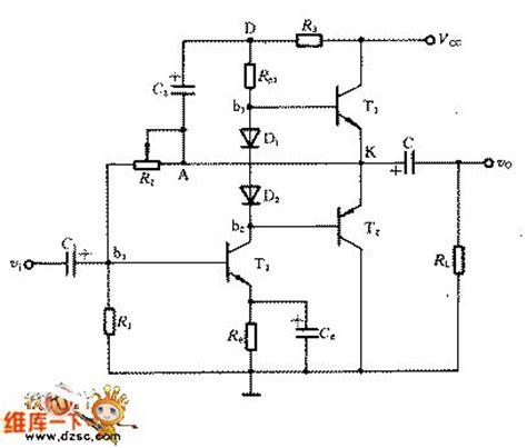 bootstrap circuit working the function circuit of bootstrap circuit power supply circuit circuit diagram seekic
