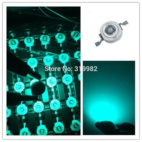 led diode type aliexpress buy 50 pcs 3w blue led chip led l diode emitter blue green