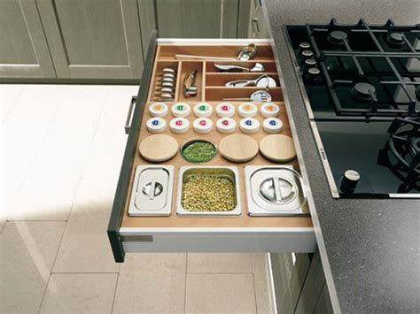 kitchen drawer storage ideas small kitchen drawer ideas
