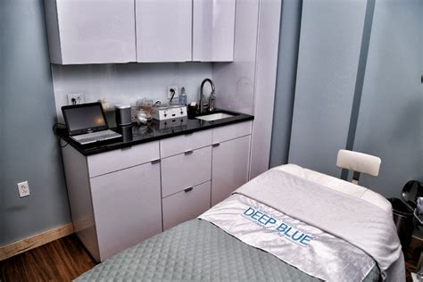 about blue med spa in island garden city nyc