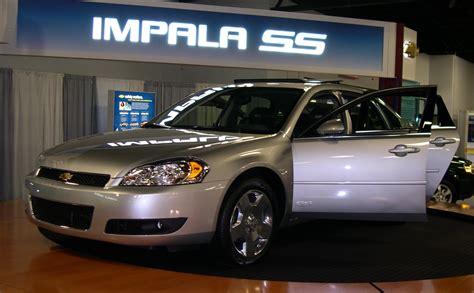 chevy impala ss wiki file 2006 chevrolet impala ss jpg