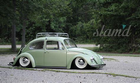 volkswagen slammed brownbag s slammed 1967 vw beetle slam d mag